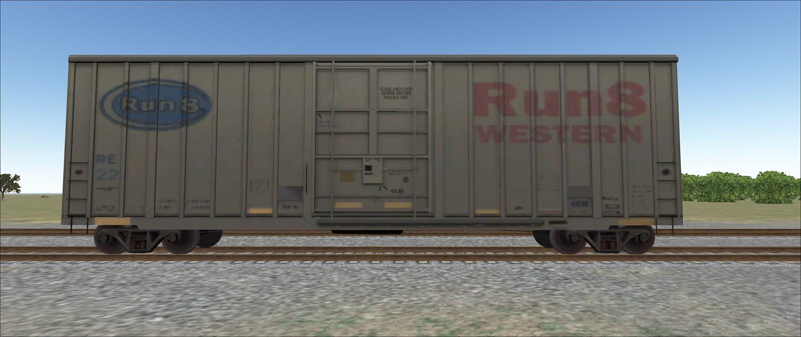 The Depot - A Run 8 Train Simulator Community